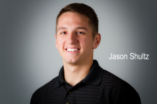 Jason Shultz headshot with name