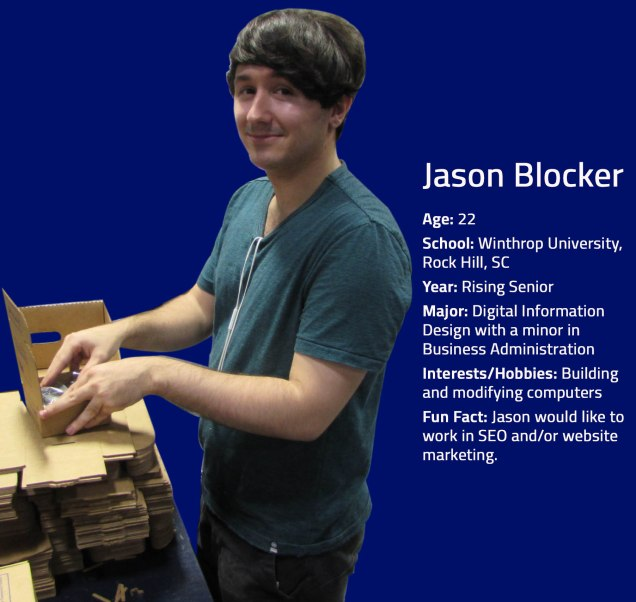 Jason Blocker for email blue