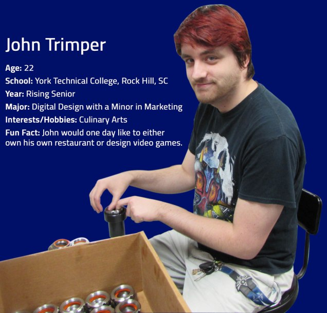 John Trimper for email blueb